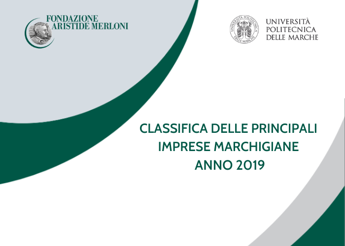 Classifica imprese marchigiane 2019