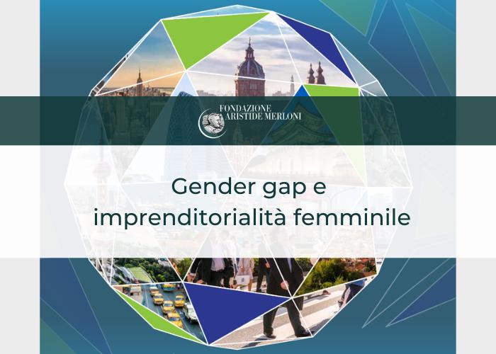 rapporto gem 2018 imprenditorialita femminile