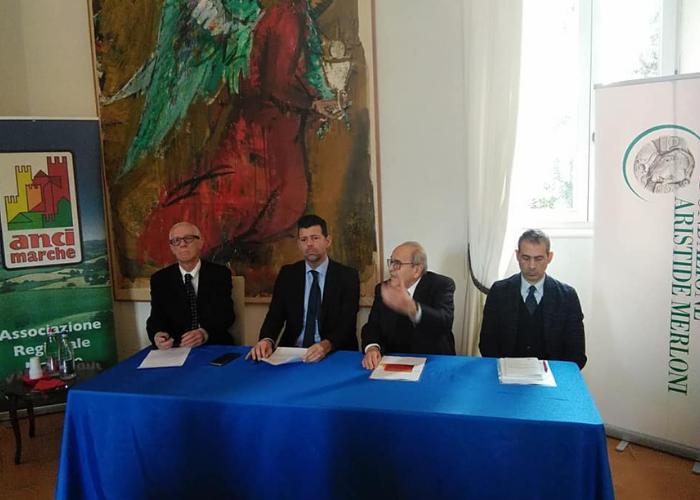 Formazione dei sindaci grazie a Fondazione Merloni e anci